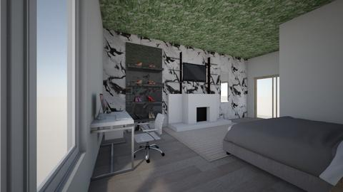 Bedroom - Modern - Bedroom  - by boshraahmed