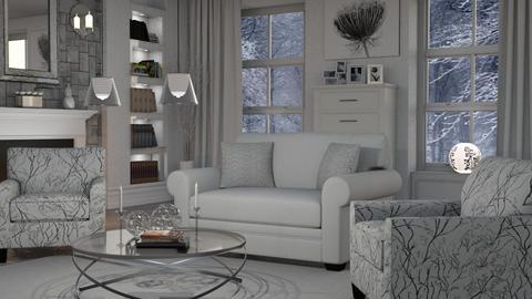 III Armachairs  - Living room  - by bigmama14
