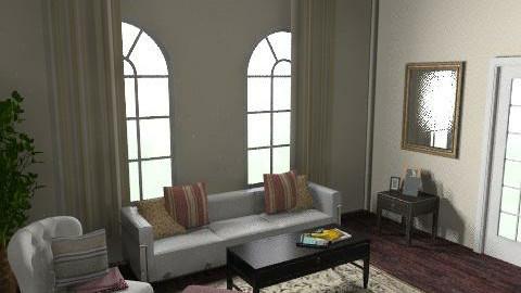 Maya - Glamour - Living room  - by mayapen21
