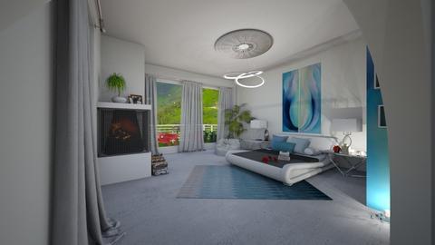 SwissAps BedR GoK v2 - Modern - Bedroom - by PaNita