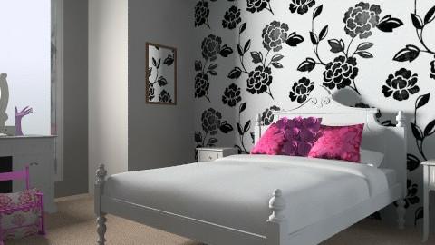 yean 1 - Retro - Bedroom  - by yeancita