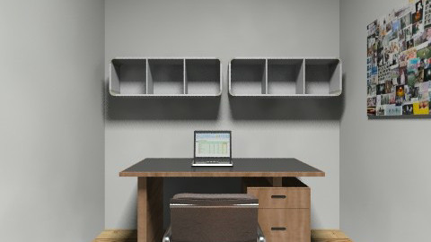 study manchester - Minimal - Office  - by Turton _Terry