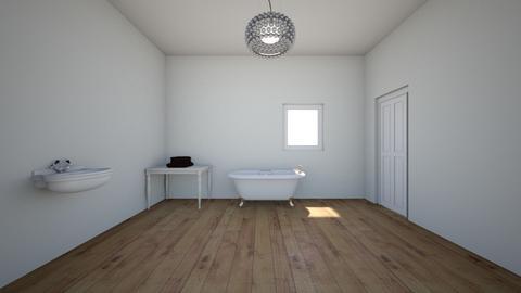 Bathroom - Bathroom  - by Breaker_Mati