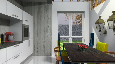 Kitchen MIx - Modern - Kitchen  - by 3rdfloor