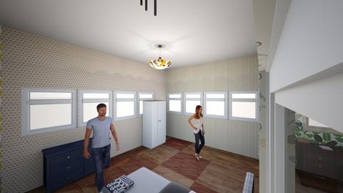 floor plan - by DisDatCrazyKitKat