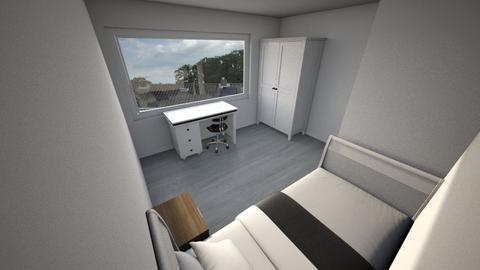 Zolderkamer 1 - Bedroom - by Kejdi