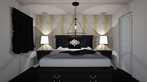 Guest Room - Bedroom  - by KylaTH