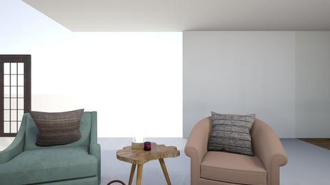 meital - Living room  - by meital siman tov