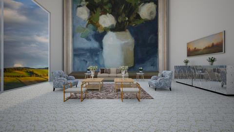 Big - Minimal - Living room  - by emivim