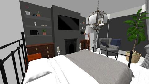 Master Bedroom - Bedroom  - by sambd