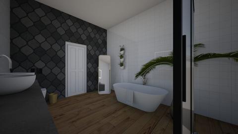 modern bathroom - Modern - Bathroom - by Louxx19