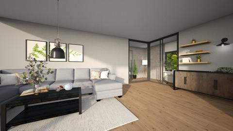 Dream living - Living room  - by Noa Jones