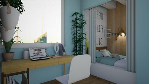 bed nook - by modern budding designer