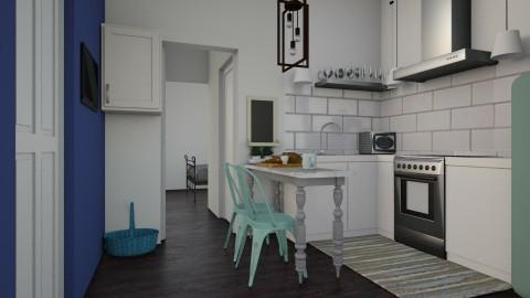 cocina - Classic - by Gabylez