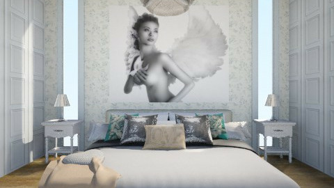 Delicate angel - Modern - Bedroom - by The Little World Of Jade