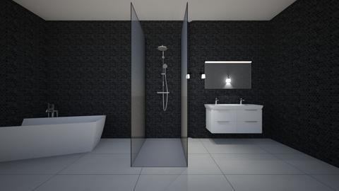 fresh bathroom - Bathroom - by LuckyVicky