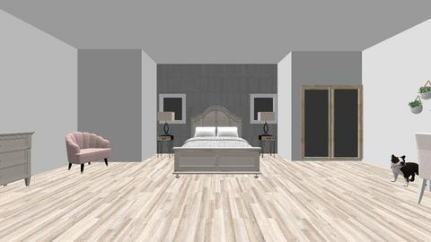 Careers in hospitality  - Modern - Bedroom  - by charlottetassone