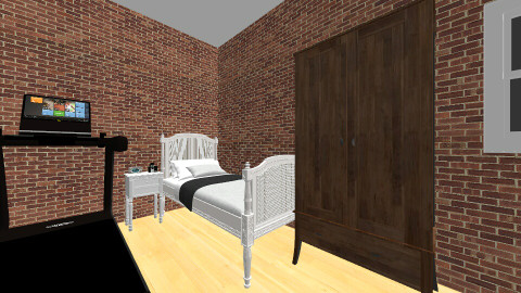 Oz _room_sequal - Bedroom - by writer
