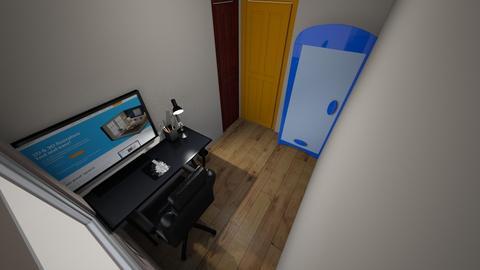 Habitacion Valencia - Office  - by cadevictor