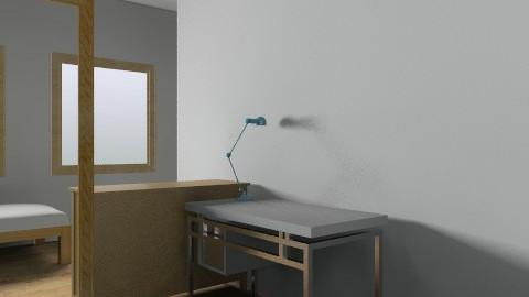 jess - Rustic - Bedroom  - by jskin11