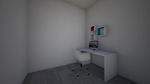 Office  - by elliehugi