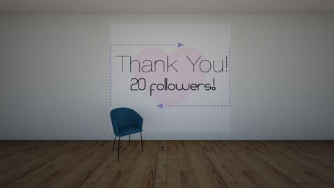 Thank You  - by KatDesign9