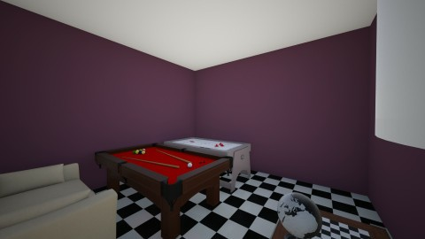 Game room - Modern - Kids room  - by French Pastries