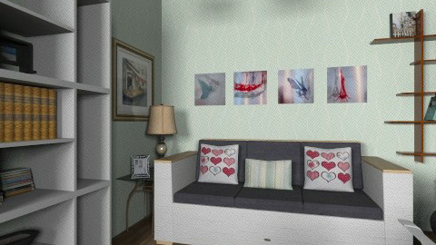 1932 new wiew2 - Eclectic - Living room  - by milyca8