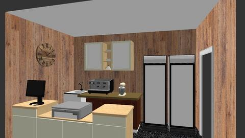 valle - Kitchen  - by tacorod