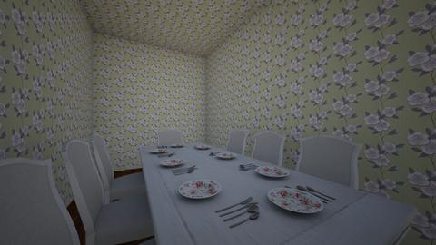 My dining room - Vintage - by CurrieT