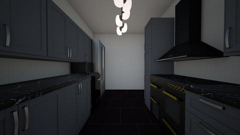 kitchen 3 - Glamour - Kitchen  - by benjikai
