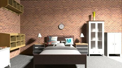habitacion favorita - by emesss