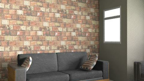 New room - Retro - Living room  - by paulbrindley1