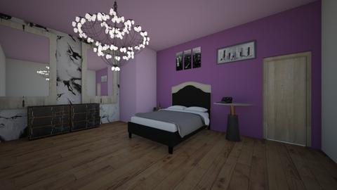 Queen Lilac - Bedroom  - by adass06