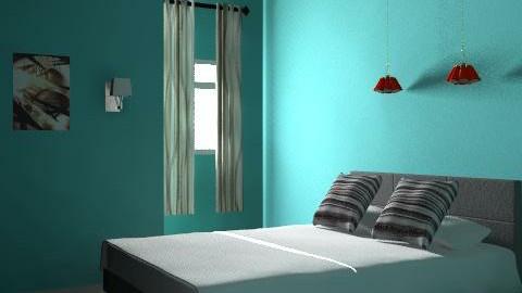 king3 - Retro - Bedroom  - by livingpool