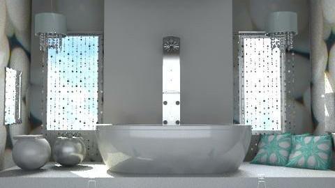 bathrom sweet - Modern - Bathroom  - by Cejovic Andrijana