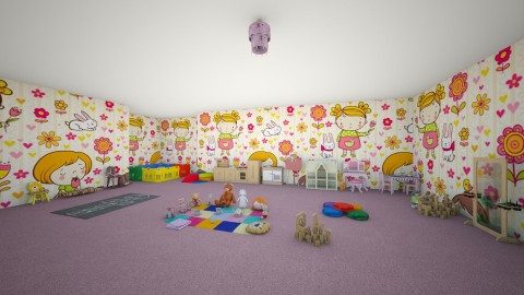 Play Room - by AmelieDoughty