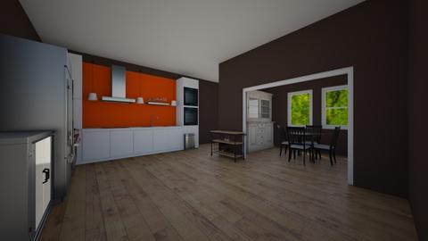 kitchen - Kitchen  - by brandoncandela