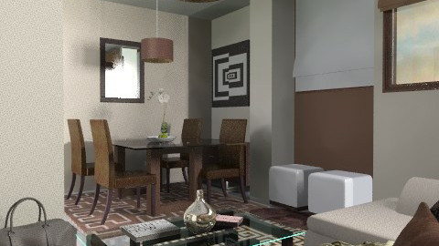 Hopelater Help2 - Eclectic - Living room  - by chania