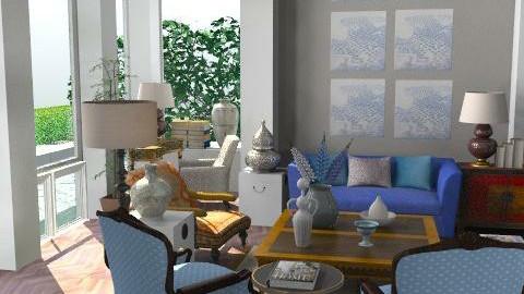 lov1 - Classic - Living room  - by naki1