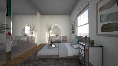 bedroom Number 3 - Bedroom  - by Sabine Mason