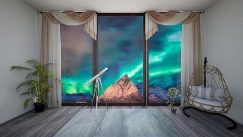 Big windows - Modern - by AlphaWolfLil