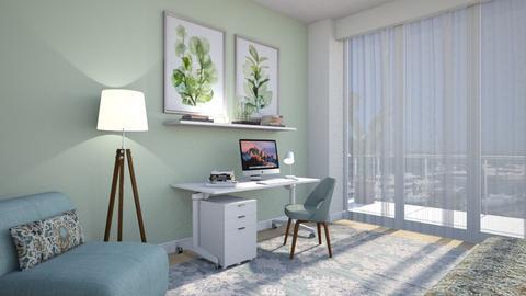 579 - Modern - Bedroom  - by Claudia Correia