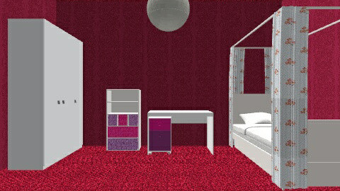 Girl room - Modern - Kids room  - by GRgeoGR