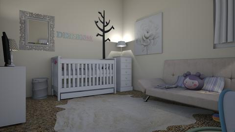 Dream and Oceans Nursery - Modern - Kids room  - by dreaminjayd