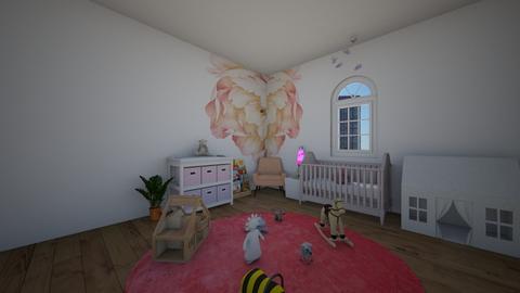 y - Kids room  - by herrincook