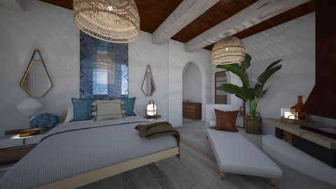 Trikala - Modern - Bedroom  - by Flora Meraki