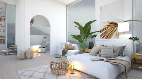S A V A N N A H - Bedroom  - by aestheticXdesigns