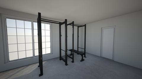 Downstairs gym - by rogue_e70390d0dd7ca400ce7efd46f7161