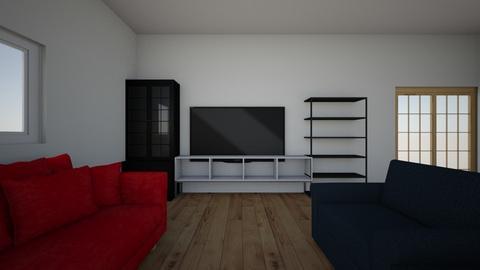 S - Modern - by Susana Campos